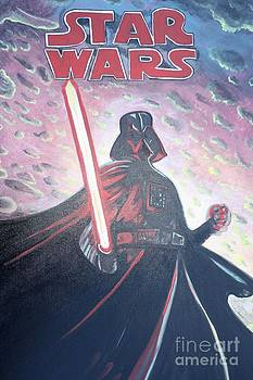 Star Wars by Judy Groves