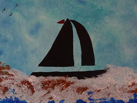 Nancy Fillip - Starboard Tack