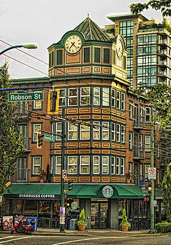 Diana Cox - Starbucks on Denman