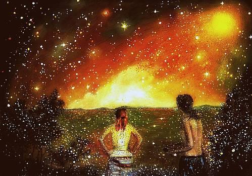 Stardust by Milenka Delic