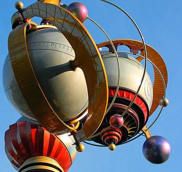 Stargazer Planets by Daniel Dodd