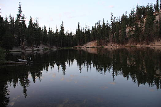 Starkweather Lake by Jeremy McKay