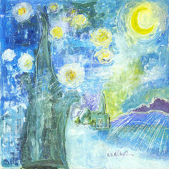 Starry Night by Camille  Ellington