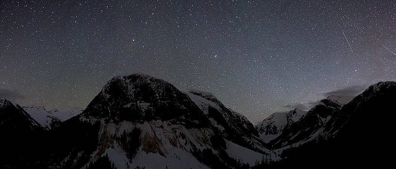 Starry Panorama by Brandon Broderick