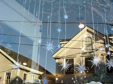 Stars falling on Rockport by Julia Jones