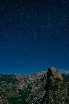 Adam Pender - Stars Over Half Dome