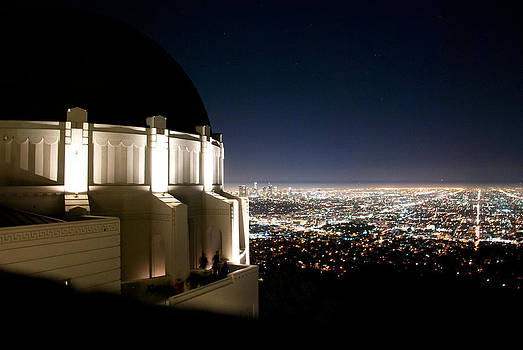 Stars Over Los Angeles by Heidi Reyher