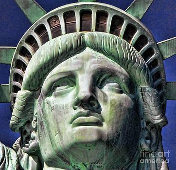 Chuck Kuhn - Statue of Liberty