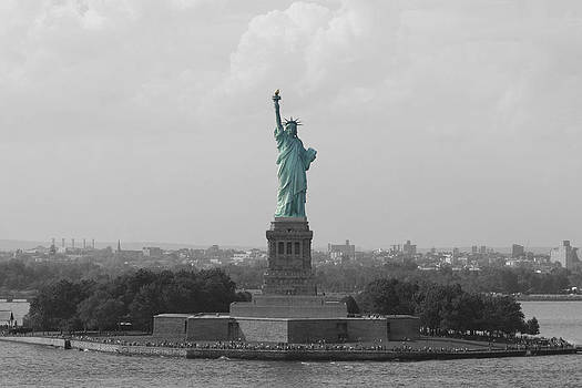 Statue Of Liberty by George Miller
