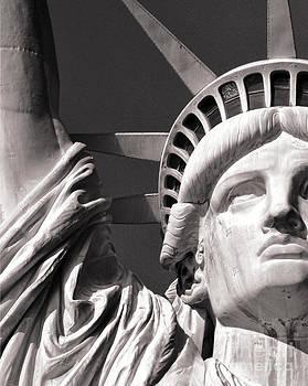 Chuck Kuhn - Statue of Liberty IV