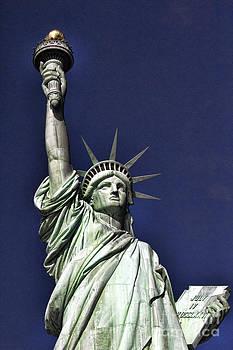 Chuck Kuhn - Statue of Liberty V