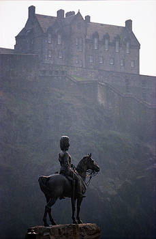 Stature in Edinburg-Scotland by Thomas D McManus