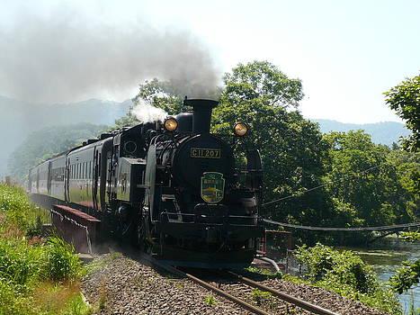 Steam Engine Tsugaru by Chris Wolf