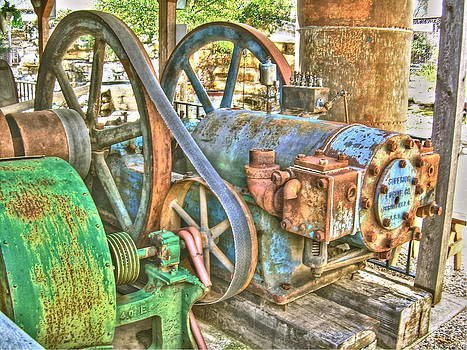 Frank SantAgata - Steam Power