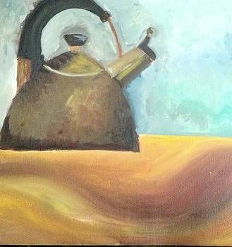 Steam by Zainab Elmakawy
