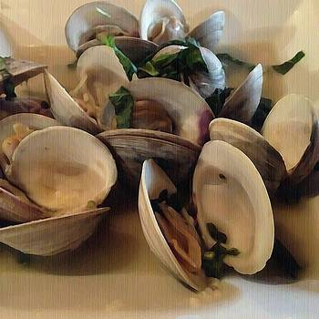Steamed Clams by Joan Meyland