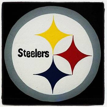 Steelers by Kristina Parker