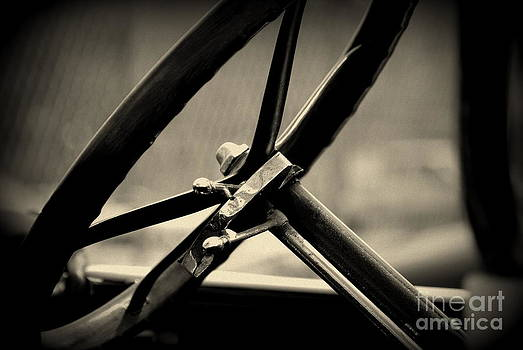 Susanne Van Hulst - Steering Wheel