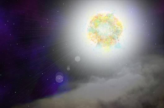 Stellar Acceleration by Thomas  MacPherson Jr