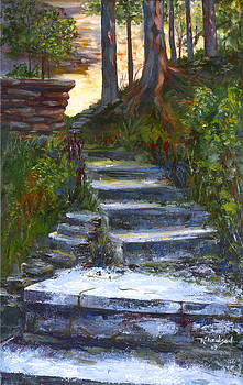Step to The Light by George Richardson