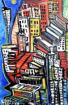 Jon Baldwin  Art - Steps Have Stories Too