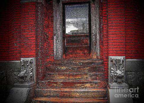 Steps To The Past by Victor Sexton