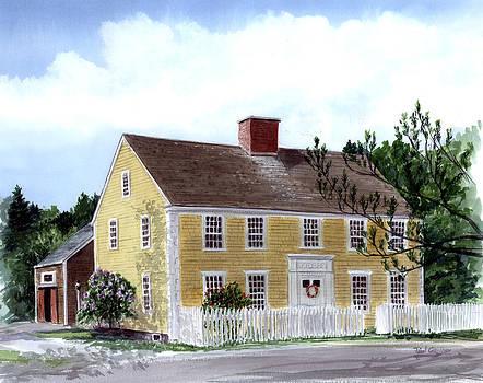 Stetson House by Paul Gardner
