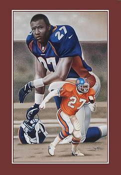 Steve Atwater by Cory McKee