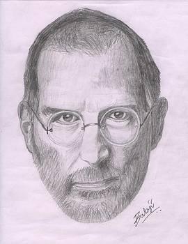 Steve Jobs by Balaji Solai