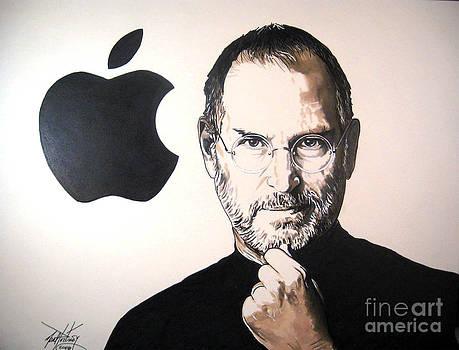 Steve Jobs by Neal Portnoy