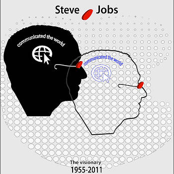 Steve Jobs by Susy  Navon