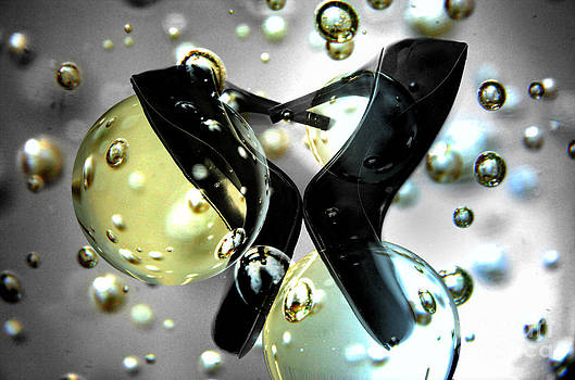 Stilettos Night Out Party Shoes by Linda Matlow