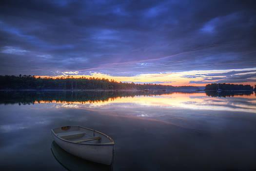 Still Lake by Zarija Pavikevik