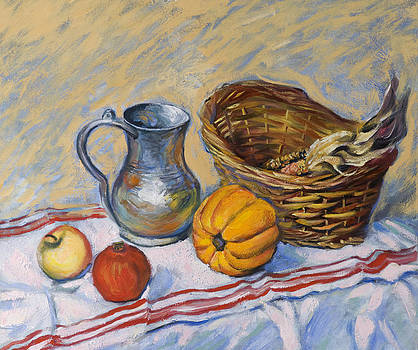 Still life by Jack Tzekov