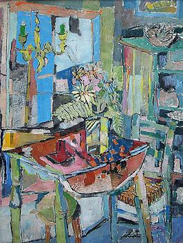 Jadwiga Jehudith Sobel - Still Life