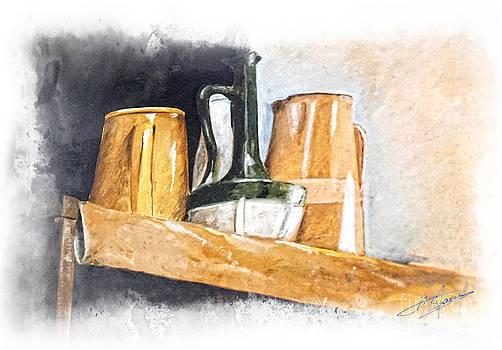 Still Life by Pavlos Vlachos