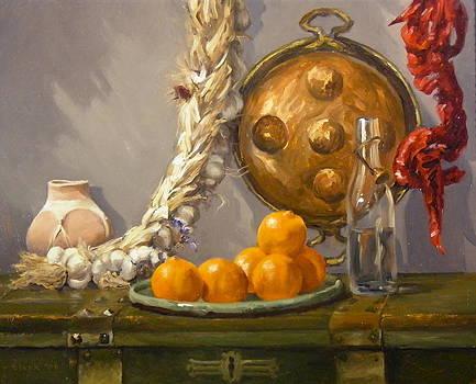 Still Life by Roger Clark