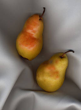 Still Life With Pears by JDon Cook