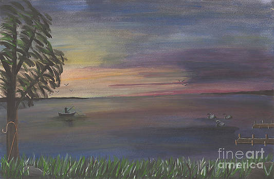 Still Waters by Barbara McNeil