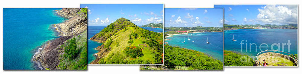 Gregory Dyer - StLucia - Panorama