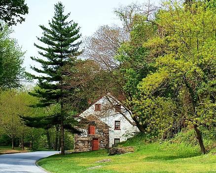 Jim Goldseth - Stone House