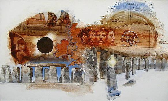Cliff Spohn - Stonehenge