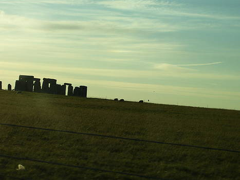 Stonehenge by Tania Collins