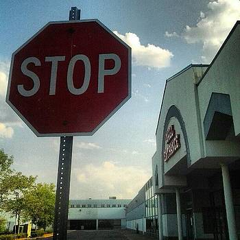 Stop - No Stores Here #sign #instasign by Haley BCU