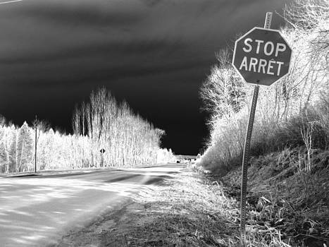 Stop for nothing by Jonathan Lagace