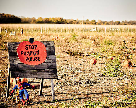 Christina Klausen - Stop Pumpkin Abuse