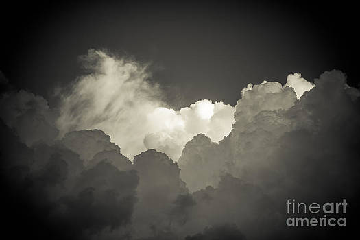 Christina Klausen - Storm Clouds III