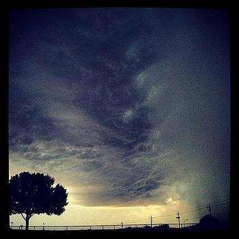 #storm #clouds #skies by Esther Huynh