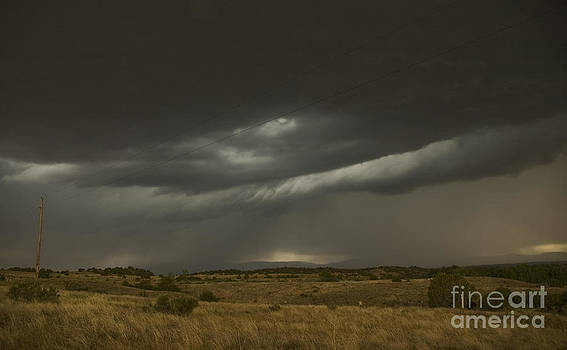 Tim Mulina - Storm on the Front Range