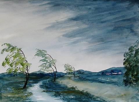 Storm by Shashikanta Parida